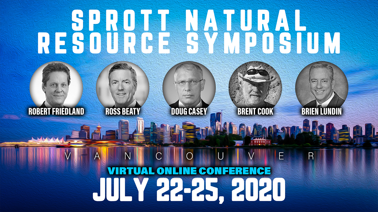 Sprott Natural Resource Symposium