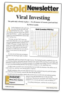 gold newsletter