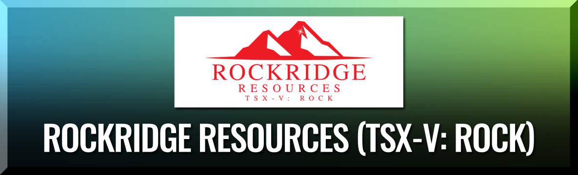 Rockridge Resources Ltd.