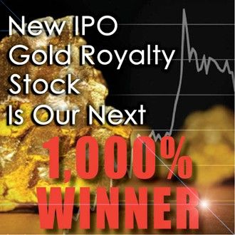 IPO Gold Royalty Stock